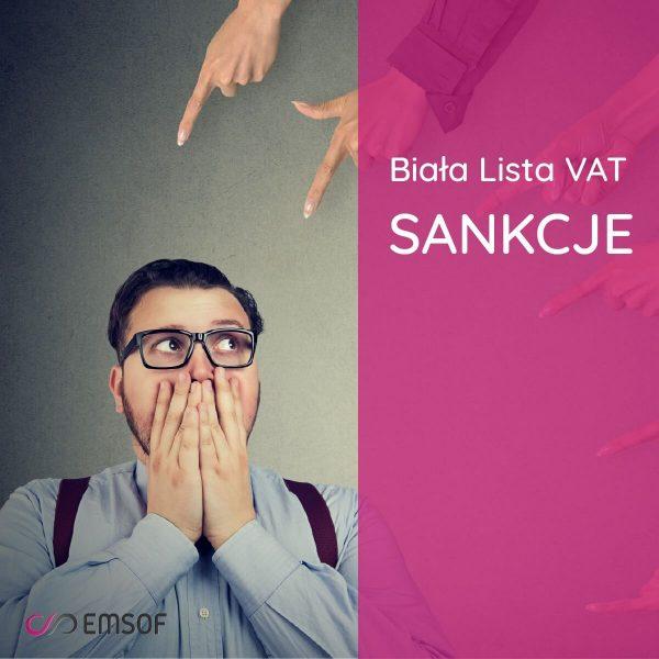 sankcje biała lista VAT