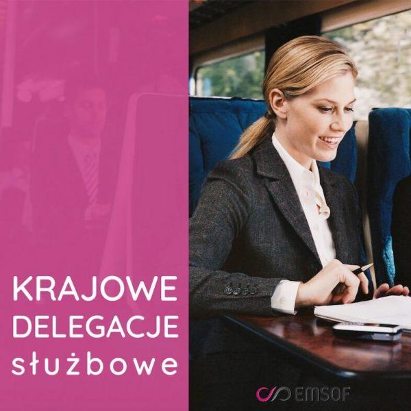 Krajowe delegacje sluzbowe, zasady rozliczania delegacji krajowych