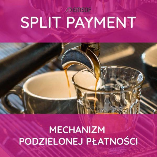 split payment, mechanizm podzielonej płatności